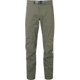 Mountain Equipment Comici - Pantalones de Trekking Hombre - Oliva